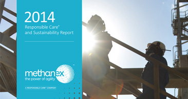 2014 Responsible Care and Social Responsibility Report