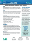 Methanol Facts - Adulterated Alcohol Poisoning: Issue Summary
